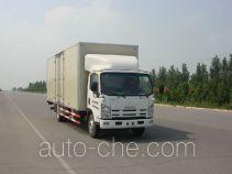 丛林牌LCL5100XXY型厢式运输车