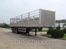 丛林牌LCL9400C型铝合金仓栅运输半挂车