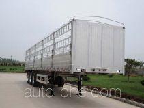 丛林牌LCL9401CCY型铝合金仓栅运输半挂车