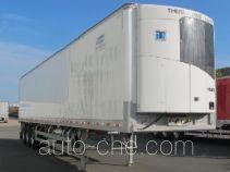 Aluminium refrigerated trailer
