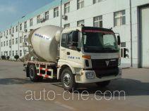 Leader LD5163GJBA36 concrete mixer truck