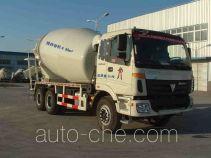 Leader LD5250GJBA40 concrete mixer truck