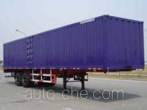 Leader LD9200XXY box body van trailer
