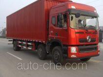 Dongju LDW5250XYKL4D автофургон с подъемными бортами (фургон-бабочка)