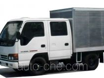 Lifan LF5042XBWS insulated box van truck