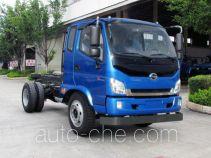 Sojen LFJ3121SCG1 dump truck chassis