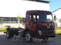 Kaiwoda LFJ3160G4 dump truck chassis