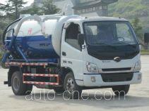 Sojen LFJ5071GXWSCT1 sewage suction truck