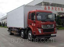 Kaiwoda LFJ5191XXYGKT2 box van truck