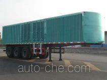 福狮牌LFS9400XXY型厢式运输半挂车