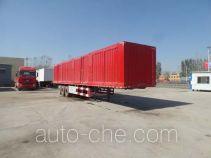 Jiayun LFY9401XXY box body van trailer