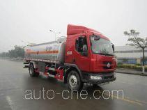 运力牌LG5160GJYC4型加油车