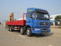 Yunli LG5240JSQC truck mounted loader crane