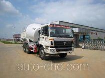 运力牌LG5250GJBF型混凝土搅拌运输车