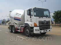 运力牌LG5250GJBR型混凝土搅拌运输车
