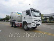 运力牌LG5250GJBZL型混凝土搅拌运输车