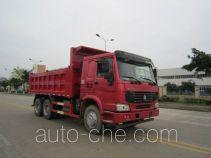 运力牌LG5250ZLJZ4型自卸式垃圾车