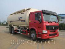 Yunli LG5251GFLZ bulk powder tank truck