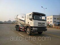 运力牌LG5251GJBC型混凝土搅拌运输车
