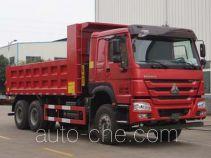运力牌LG5251ZLJZ5型自卸式垃圾车