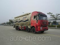 Yunli LG5310GFLH4 low-density bulk powder transport tank truck