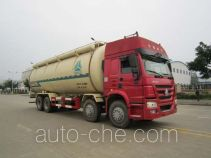 Yunli LG5310GFLZ4 low-density bulk powder transport tank truck