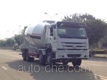 运力牌LG5310GJBZ4型混凝土搅拌运输车
