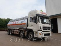 Yunli LG5310GRYD4 flammable liquid tank truck