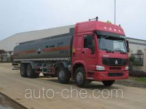 运力牌LG5312GHYZ型化工液体运输车