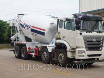 运力牌LG5312GJBZ4型混凝土搅拌运输车