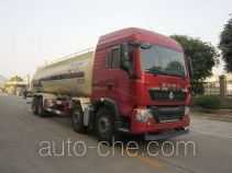 Yunli LG5312GXHZ4 pneumatic discharging bulk cement truck
