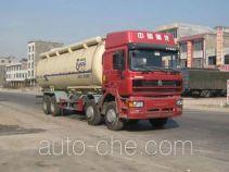 运力牌LG5314GFLZ型粉粒物料运输车