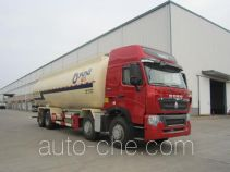 Yunli LG5315GFLZ4 low-density bulk powder transport tank truck