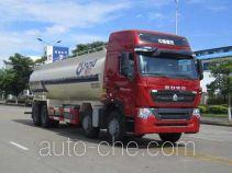Yunli LG5315GXHZ4 pneumatic discharging bulk cement truck
