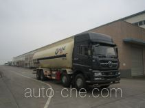 Yunli LG5316GFLZ4 low-density bulk powder transport tank truck