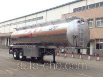Yunli LG9352GYY aluminium oil tank trailer