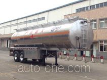 Yunli LG9354GYY aluminium oil tank trailer