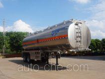 Yunli LG9356GYY aluminium oil tank trailer