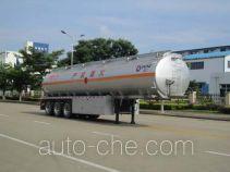 Yunli LG9401GYY aluminium oil tank trailer