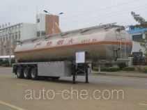 Yunli LG9403GHY chemical liquid tank trailer