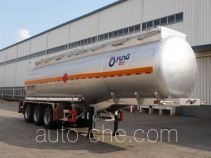 Yunli LG9403GRY flammable liquid tank trailer