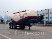 运力牌LG9404GSN型散装水泥运输半挂车