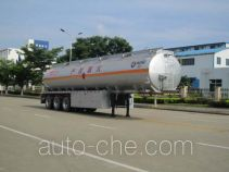 Yunli LG9404GYY aluminium oil tank trailer