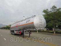 Yunli LG9405GYY oil tank trailer