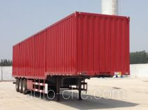 Longgua LGC9400XXYE box body van trailer
