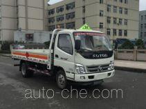 Zhengyuan LHG5040TQP-FT01 грузовой автомобиль для перевозки газовых баллонов (баллоновоз)