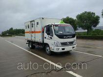 Zhengyuan LHG5041XQY-FT01 грузовой автомобиль для перевозки взрывчатых веществ