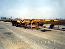 Zhengyuan LHG9390TJZ полуприцеп контейнеровоз