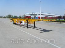 Yutian LHJ9101TJZ полуприцеп для перевозки порожних контейнеров