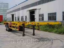 Yutian LHJ9350TJZG полуприцеп контейнеровоз